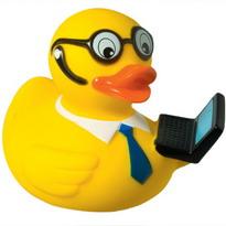 copmuter duck