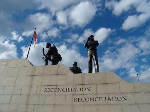 Peacekeepers memorial