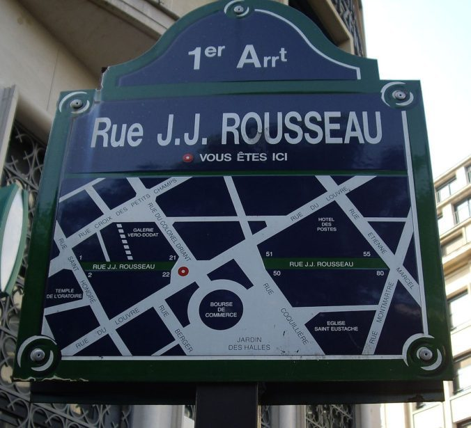 The Way of JJ Rousseau